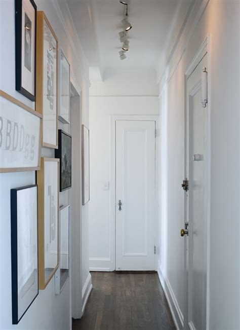 Decorating Ideas Narrow Hallway Best Decorating Ideas For Small Hallways Interior Design