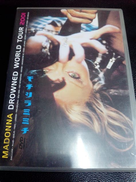 Dvd Madonna Drowned World Tour 2001 Dvd Madonna Drowned World Tour 2001 6 900 En