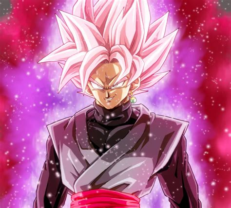 imagenes de goku rose goku black super saiyan rose by gokussj20 on deviantart