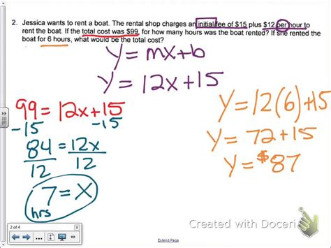Writing Linear Equations From Word Problems Worksheet by Algebra 1 Word Problems Linear Equations Systems Of
