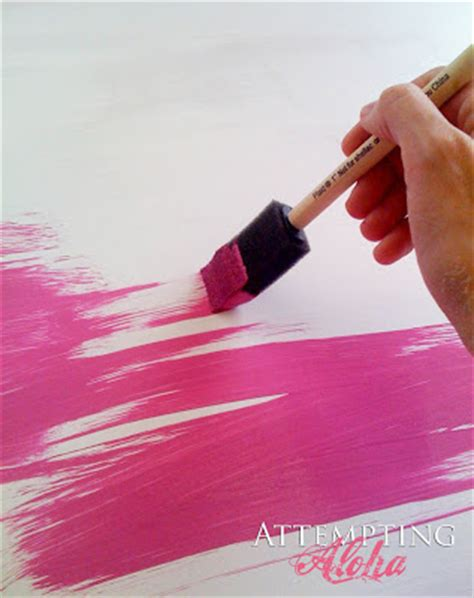 diy chalk paint scratches attempting aloha how to make your own chalkboard paint diy
