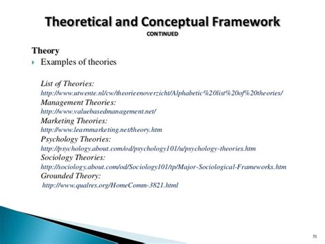 sle of conceptual framework in research paper theoretical framework for research paper 28 images