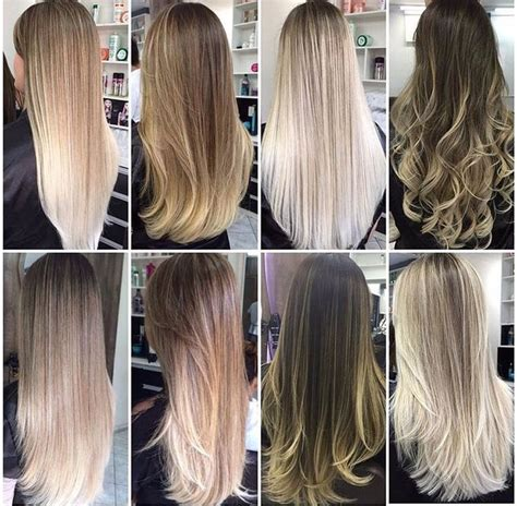 1000 ideas about different hair colors on pinterest 1000 ideas about shades of blonde on pinterest