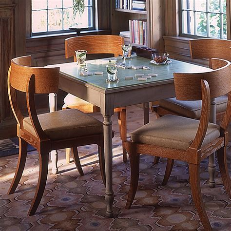 Martha Stewart Kitchen Table Card Table How To Martha Stewart