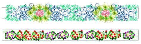 fiori dwg fioriere e aiuole disegni fioriere dwg 2