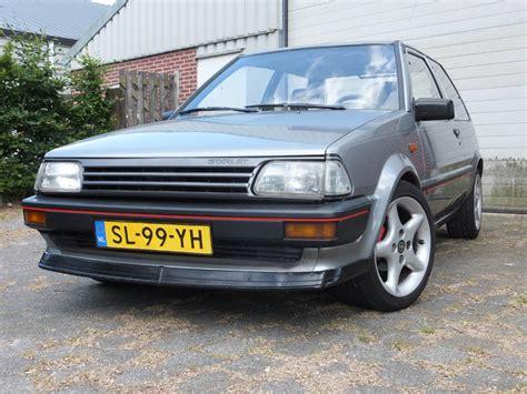 1987 toyota starlet 1987 toyota starlet 1 0 sxl starlet cup engine progress