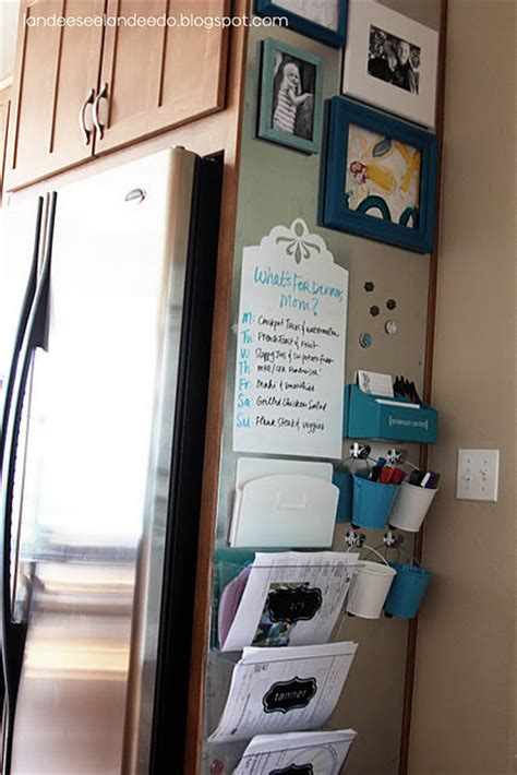 family organization 10 stylish family schedule and command center ideas tip