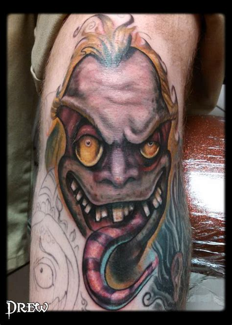 tattoo camo argentina the gallery for gt beetlejuice cartoon tattoo