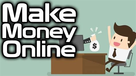 Make Some Money Online - how to make money online some ways to earn money online