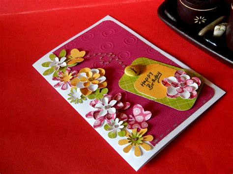 Handcrafted Card - handmade easter cards