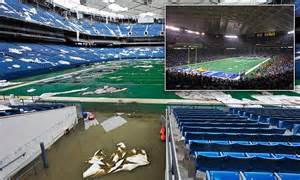 Pontiac Silverdome Sale Pontiac Silverdome In Detroit Goes On Sale For A Price Of