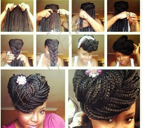 ways to pack braids cute way you can pack your long braid 17 09 couture blog
