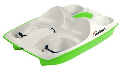 sun dolphin paddle boat seats sun dolphin 5 seat pedal boat lime boat supplies plus