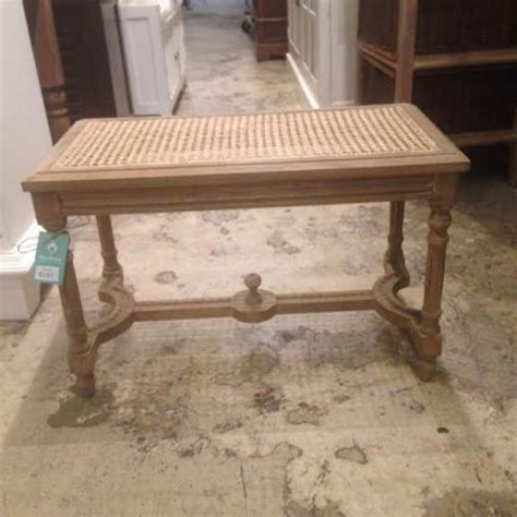 cane seat bench bench with cane seat nadeau cincinnati