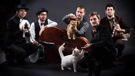 swing cats the swing cats jazz live act from vilnius gigmit