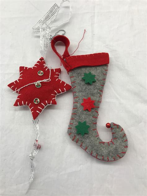 Weihnachtsschmuck Aus Filz Basteln 2666 by Basteln Mit Kindern Weihnachtsschmuck Aus Filz Kidslife