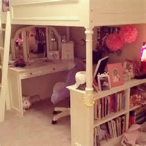 girl bedroom small room pb teen loft bed in erins room princess erin pinterest teen