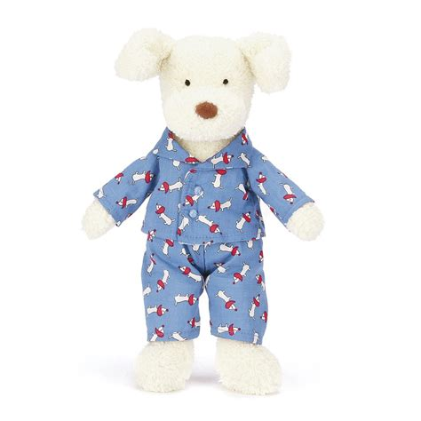 puppy bedtime buy bedtime puppy at jellycat
