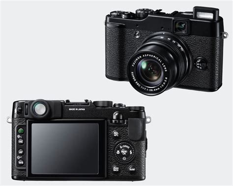 Fujifilm Finepix Z950exr ifa 2011 fuji finepix x10 z950exr premium kompaktkamera