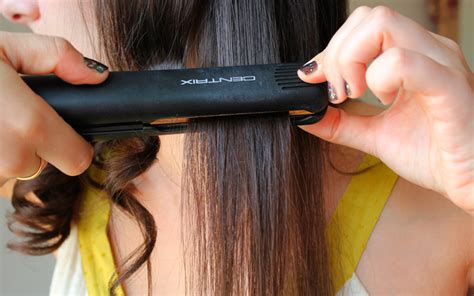 treatment for damaged hair from curling iron guide to use flat iron to straightening hair flatironpro com