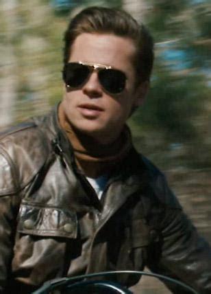 brad pitt sunglasses id celebrity sunglasses ray ban 3030 outdoorsman brad pitt the curious case of