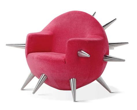 funky armchair by adrenalina the bomb captivatist