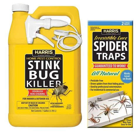 bed bug traps home depot harris 1 gal roach killer and roach trap value pack hrs
