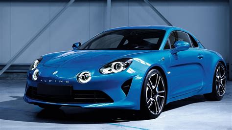 2017 Renault Alpine A110 Picture 707120 Car Review