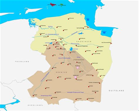 Search Nederland Kaart Nederland Drenthe Digtotaal