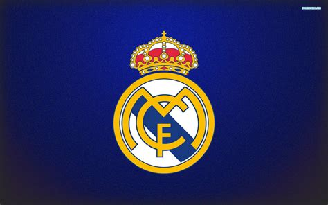 real madrid real madrid logo wallpapers wallpaper cave