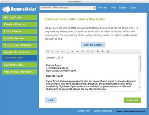 best resume builder software for mac resume resume