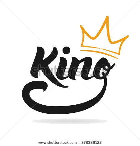 design is king king logo stock images royalty free images vectors