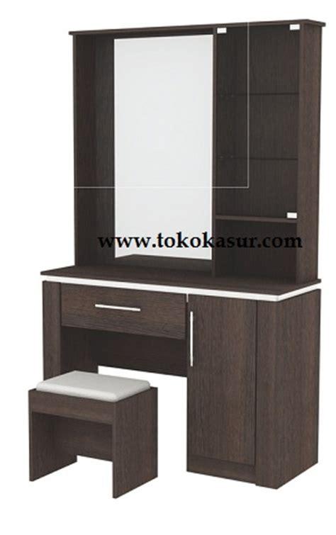 Meja Rias Plastik meja rias minimalis dt 2207 toko kasur bed murah simpati furniture