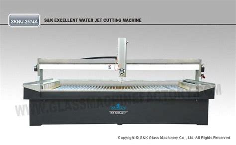 water jet cutting table purchasing souring agent ecvv
