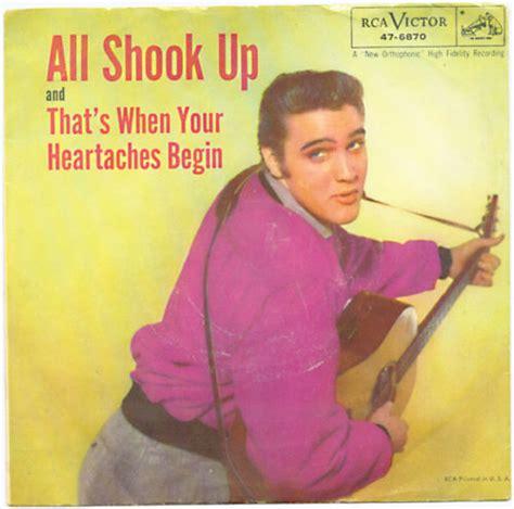 all shook up all shook up 45 by elvis muskmellon s