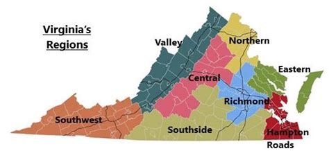 different virgina statchat from the demographics research group at uva