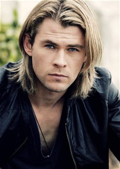 Long blonde men hairstyle hairstyle ideas for men
