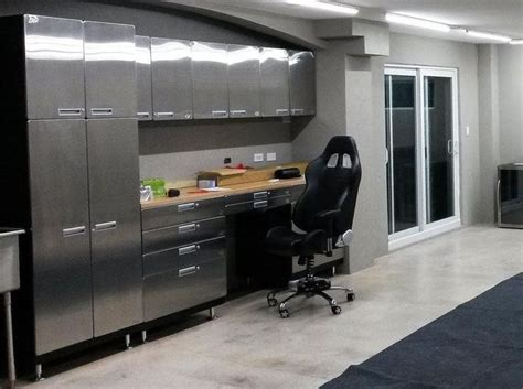 big foot garage cabinets 17 best images about stainless steel cabinets on pinterest