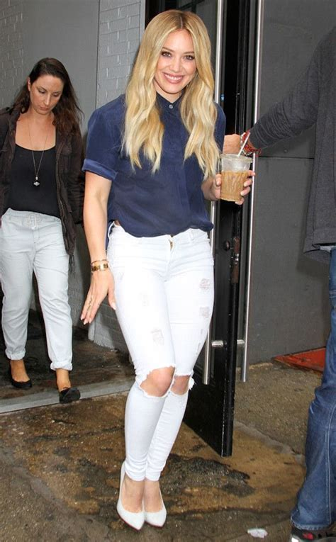 How Would You Wear It Hilary Duff Fabsugar Want Need by Fabulous Looks Of The Day June 16th 2015 The Fashion