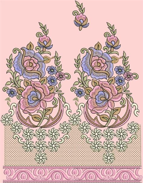 embroidery design in suits embdesigntube floral patchwork embroidery t shirts designs