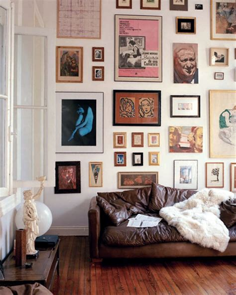 how to decorate a wall lots of ideas between stencil and let it be art cool wall displays above the sofa