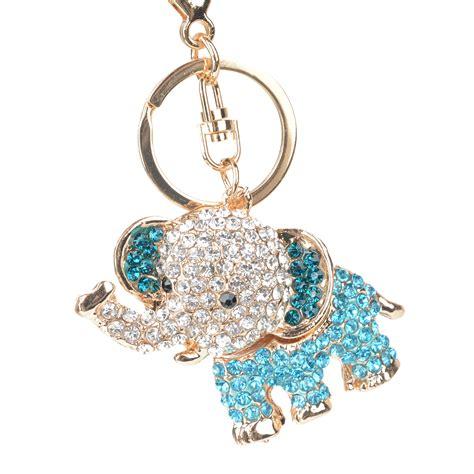 Rhinestone Keychain rhinestone keyring charm pendant purse bag key