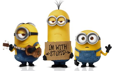 wallpaper background minions funny cover minions with wallpaper inspiring quotes and