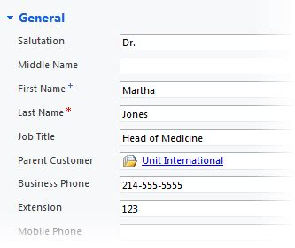 Central Access Detox Toronto Phone Number by Contacts Cell Phones And Microsoft Dynamics Crm