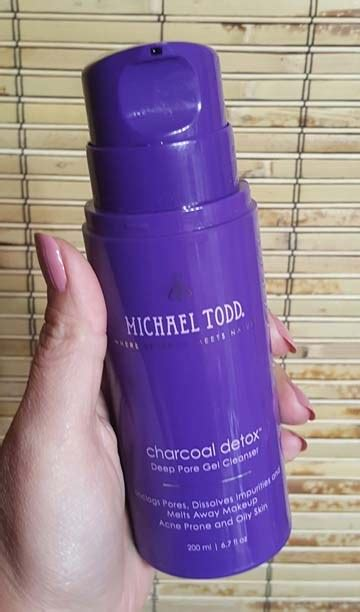 Michael Todd Charcoal Detox by It S A Miracle Michael Todd Charcoal Detox Pore Gel