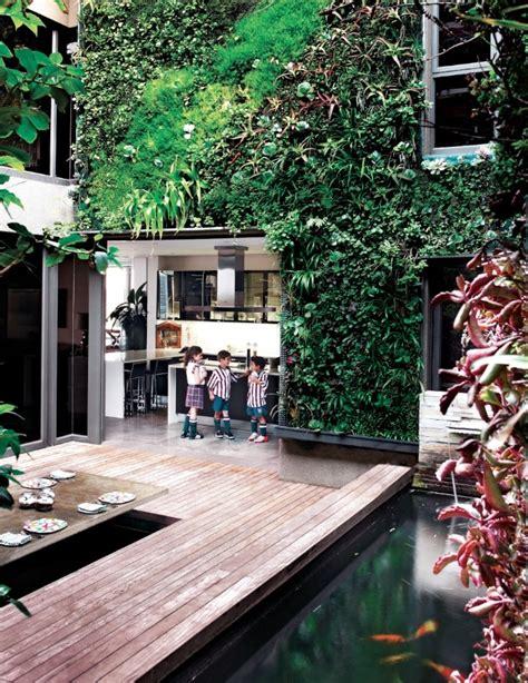 home vertical garden vertical gardens