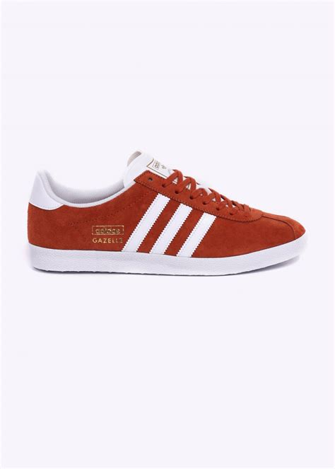 Adidas Gazelle Og Fox adidas originals gazelle og trainers fox