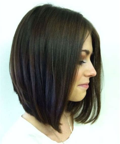 angled bob no bangs 65 devastatingly cool haircuts for thin hair