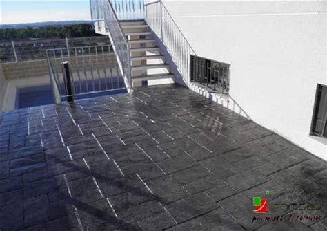 hormigon impreso pulido escaleras de hormigon impreso suelos hormig 243 n impreso