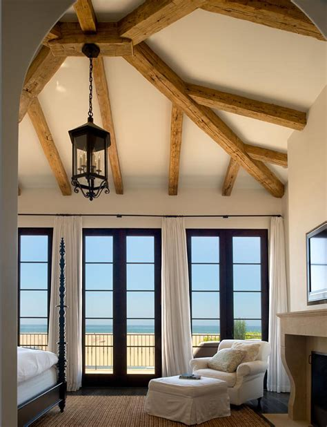 spanish colonial beach house  santa monica idesignarch